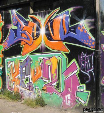 Graffiti Arte Italia