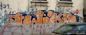 Graffiti Belgique