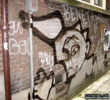 Graffiti Character 1