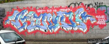 Graffiti Give Me Power