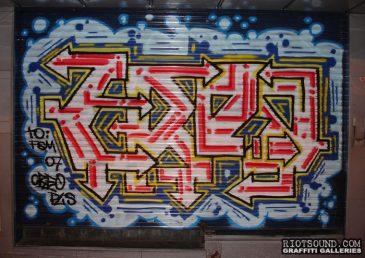 Graffiti In Argentina