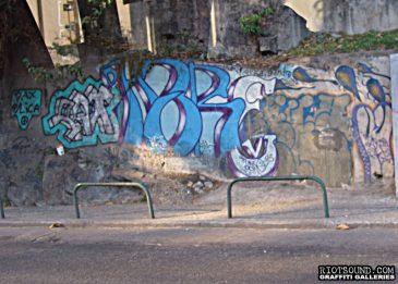 Graffiti In Brazil 2