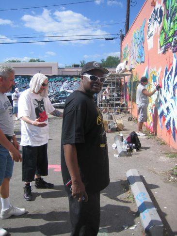 Graffiti Jam In Florida