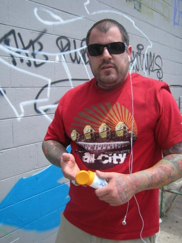 Graffiti Pete TPA