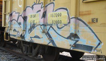 Graffiti Piece 1