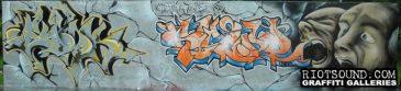 Graffiti Production 2