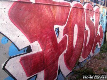 Graffiti Wall 3