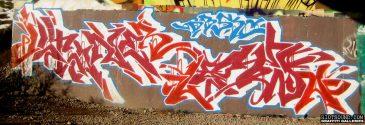 Graffiti Wildstyle In Ottawa