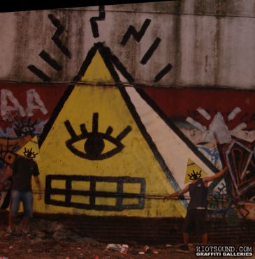 Huge Graffiti
