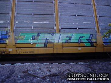 INFER Freight Car Piece