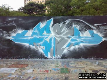 JEST Graffiti