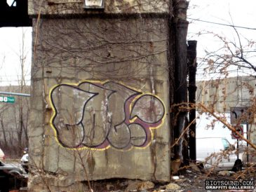 Jersey City Graffiti