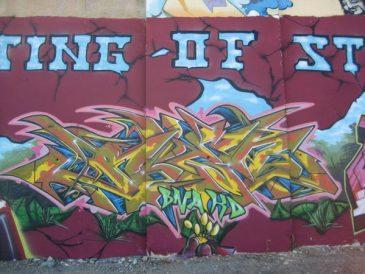 Kings Destroy Graffiti