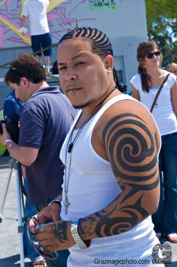 Large Arm Tattoo