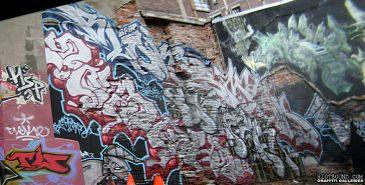 Legal Graff Wall