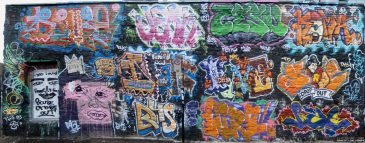 Legal Graffiti Wall