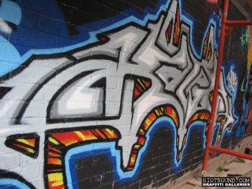 MATEK Montreal Graffiti