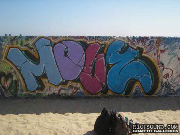 MOUZ California Graffiti