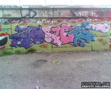 MOUZ Graffiti