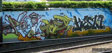 Metro Graffito