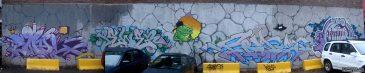 Montreal Graffiti Production 1