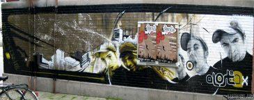 Mural Art In Brussels