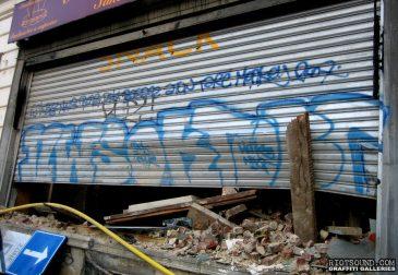 NWS Graffiti