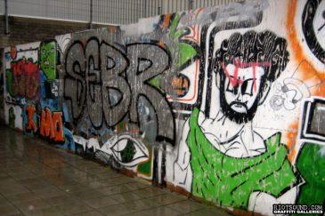 Netherlands Graffiti