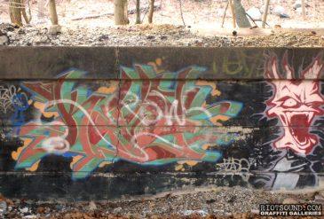 New Jersey Graffiti 04