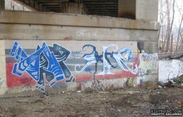 New Jersey Graffiti 08