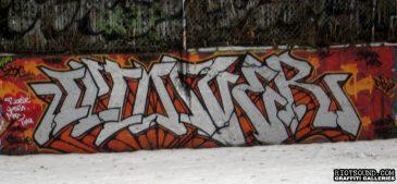 Ottawa Graffiti Burner