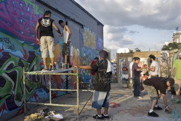 Pintura Project Graffiti Jam