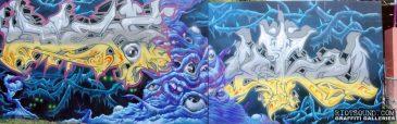 Puerto Rico Aerosol Art Mur