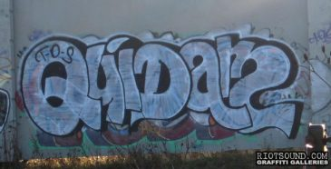QUIDAM Graffiti