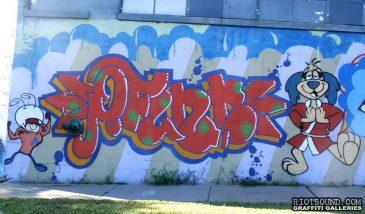 Queens NYC Graffiti