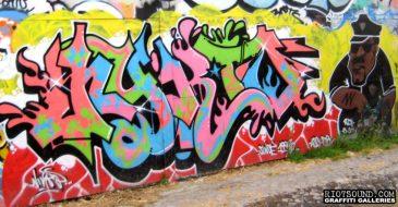 RYRTO Roma Graffiti