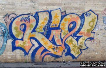 Roma Termini Graffiti