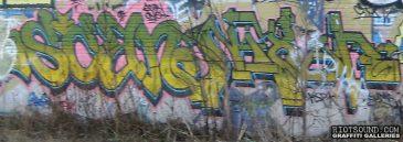 SCAN ONE Graffiti