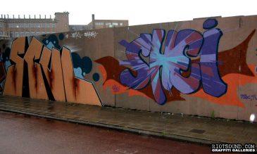 SHEI Graffiti