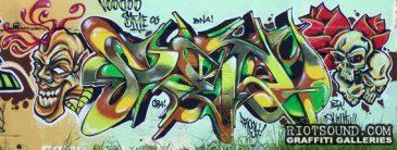 SHET BNA Graffiti