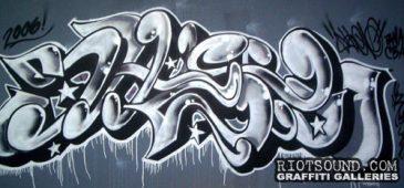 SHET Graffiti Piece
