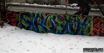 SIRUSTO Graffiti