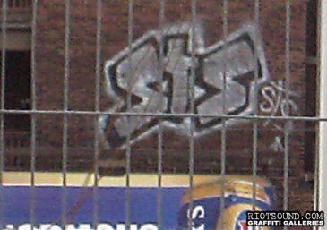 STS Graffiti Ottawa