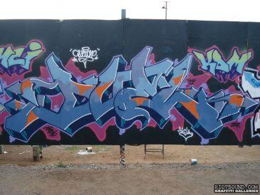 San Diego Graffiti