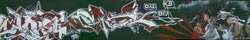 Singapore Graffiti Production
