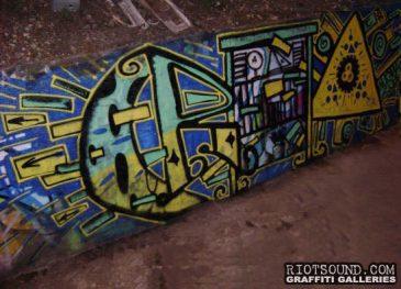 South American Street Art