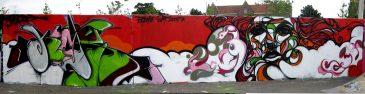 Spray Can Artwork Belgium
