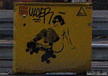 Stencil Art In Holland