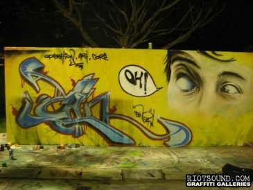 Street Mural By CENO