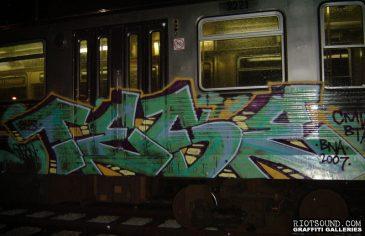 Subway Graff 1